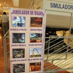 Ride Simulator in Liverpool Mall
