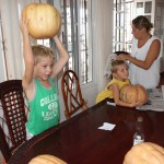 pumpkin carving 1121