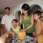 pumpkin carving 1123