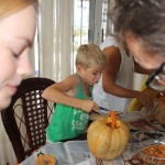 pumpkin carving 1126