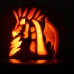 pumpkin carving 1132