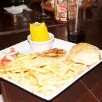 Chicken Breast & Fries