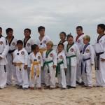 TKD beach 14