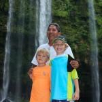Raul, Noah and Evan