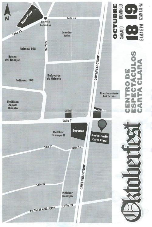 Oktoberfest-Merida-map